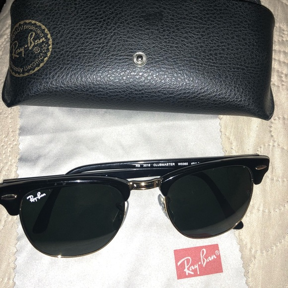 ray ban 3043 black men's polarized sunglasses